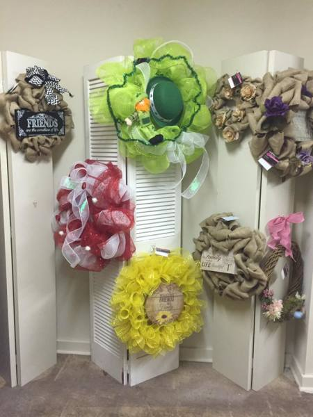 Custom Wreath's