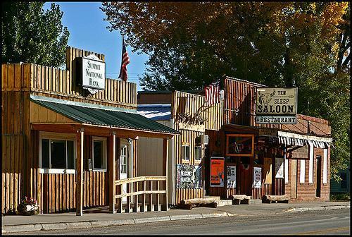Ten Sleep Wyoming Street Dance