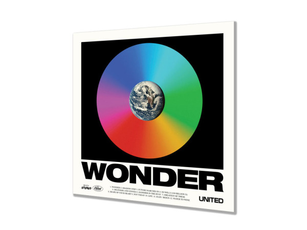 """Wonder""  by Hillsong"