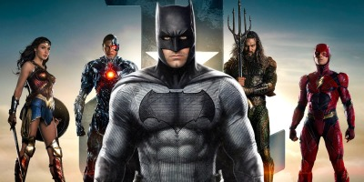 Review (SPOILERS): Justice League