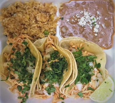 Taco Meal  $7.99