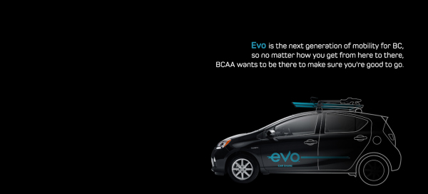 ENTER TO WIN  —Drive Evo for FREE!