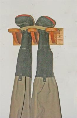 wader hanger