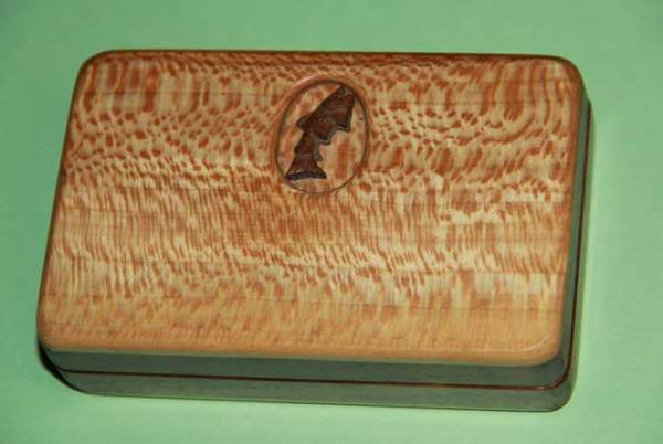 Sycamore fly box