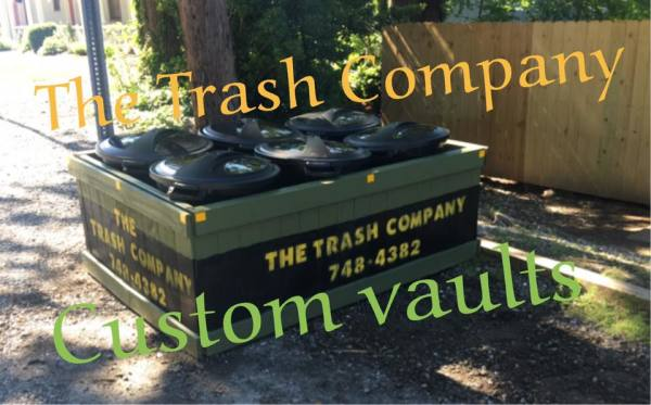 The Trash Company Mill Spring NC Trash Vaults
