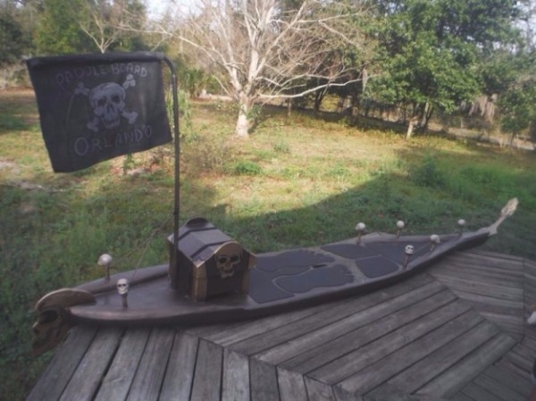 Big Foot Paddle Boards & Glass Bottom Kayaks Rentals Crystal