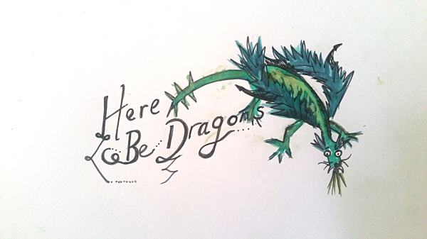 Review – Here Be Dragons