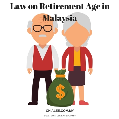 Law on Retirement Age in Malaysia