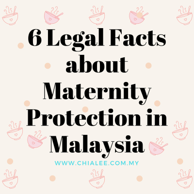 6 Legal Facts about Maternity Protection in Malaysia