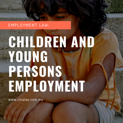 Employment Law: Children and Young Persons Employment