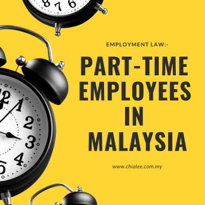 Employment Law: Part-Time Employees in Malaysia