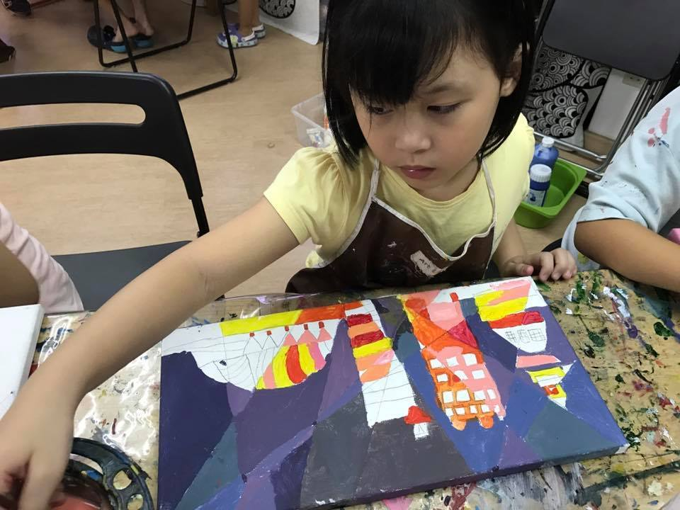 Open your child's eyes to the world of ART!