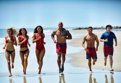 The Rock's Baywatch Workout