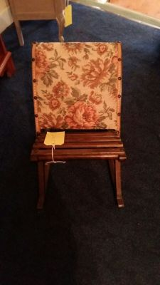 French Foot stool 20 Euro