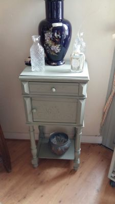 Beautiful French Chest Green 45 Euro