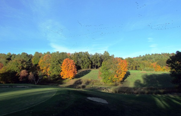Miestone Golf Course New York State