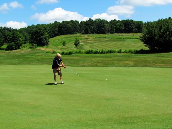 Hampton NY, Milestone Golf Course