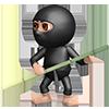 Bamboo Ninja