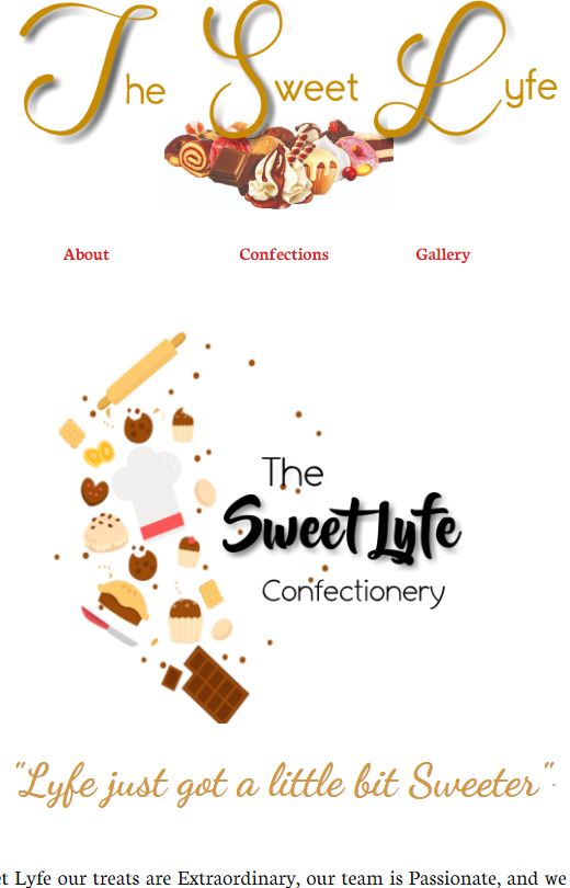 The Sweet Lyfe Confectionery