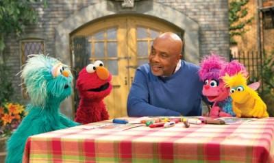 Resource for Parents and Children: Sesame Street Divorce Toolkit