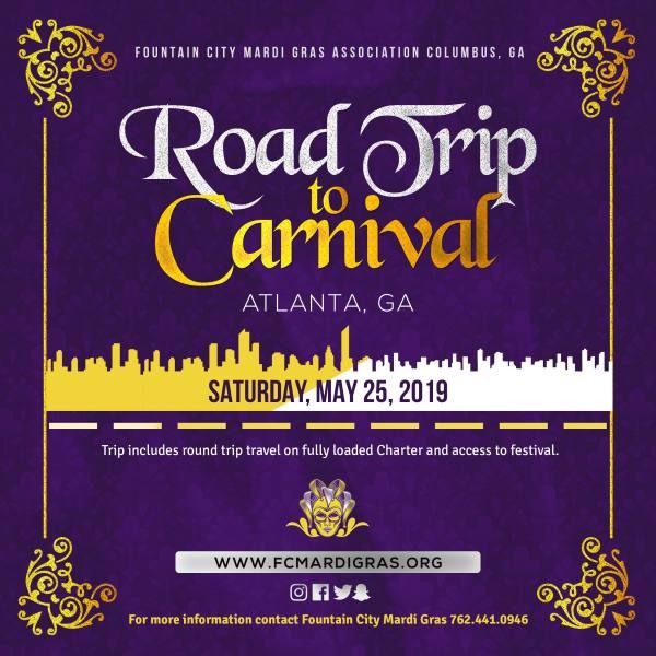 Road Trip to Atlanta Carnival