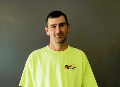 Tyson Kier, NCCCO Operator