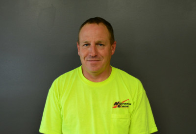 Gary Whitehead, Truck Driver/Rigger