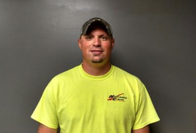 Alex McDaniel, Truck Driver/Rigger