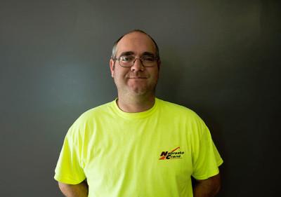 Mark Cappel, NCCCO Operator
