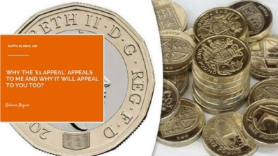Why the '£1 appeal' appeals to me? And why it will appeal to you too!