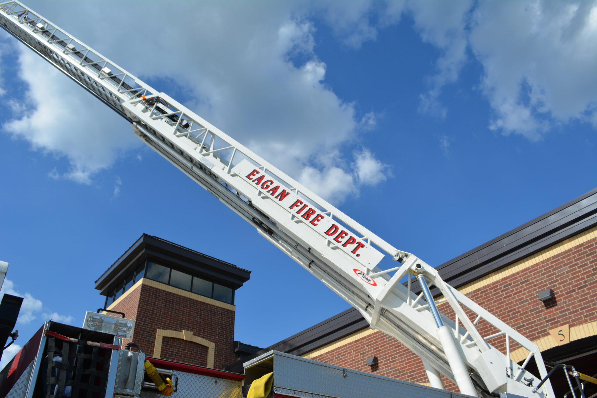 Fire Dept. Staff Changes Recommended