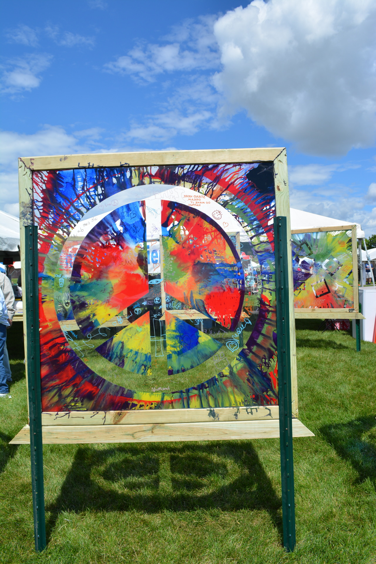 Picture Perfect Weekend for Art Fest
