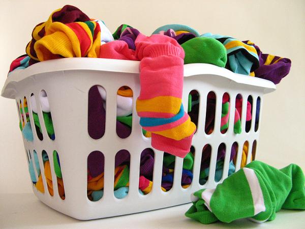 RTBT #1: Laundry