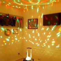 Private Party Dance Area Decor