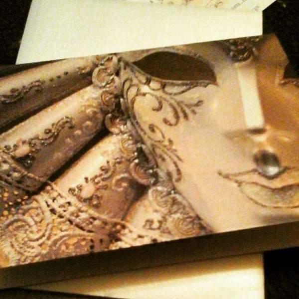 Custom Invitations w/matching envelopes