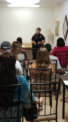City of San Antonio Police Self Defense Seminar