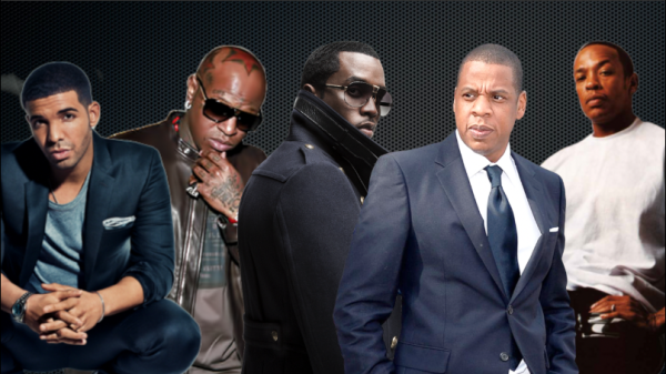 Forbes list the Top 5 Richest Hip Hop Artist of 2017