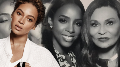 Kelly Rowland's special connection to Tina Lawson and the Knowles family