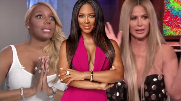 Kenya Moore vs. Kim Zolciak vs. Nene Leakes??
