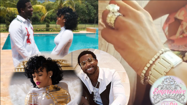 Gucci Mane secretly marries girlfriend Keyshia Ka'Oir