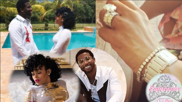 Gucci Mane secretly marries girlfriend Keyshia Ka'Oir