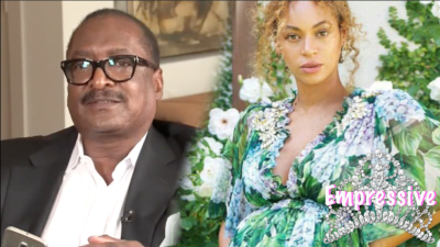 Matthew Knowles hints at Beyonce's due date