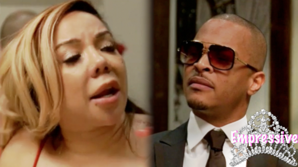 Tiny confronts T.I. about sleeping with her employee