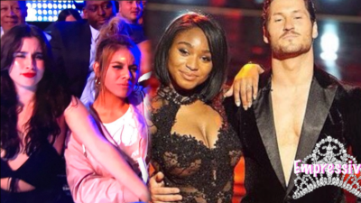 Normani Kordei and Val Chmerkovskiy faces shocking loss on DWTS