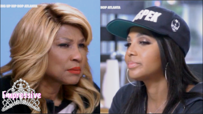 The Braxtons tell their mother to get closure from Wanda (Season Finale)