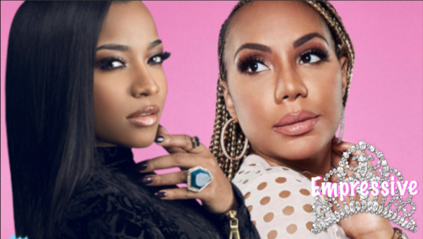 "Toya Wright shades Tamar Braxton: ""That's why you have no friends!"""