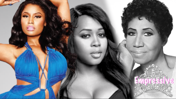 """Nicki Minaj throws shade at Remy Ma and Aretha Franklin in new song """"Realize"""""""