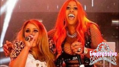 Remy Ma brings out Lil Kim, Queen Latifah, Cardi B, in response to Nicki Minaj (HOT 97 Summer Jam)