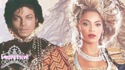Is Beyonce on Michael Jackson's level?