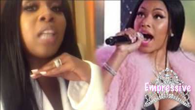 Remy Ma responds to Nicki Minaj dissing her at HOT 107.9 Birthday Bash in Atlanta